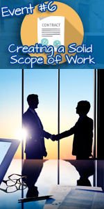 Creating a solid Scope of Work (SOW)