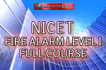 NICET Fire Level 1 Full Series