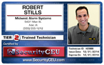 Tier 2 Trained Technician Credential